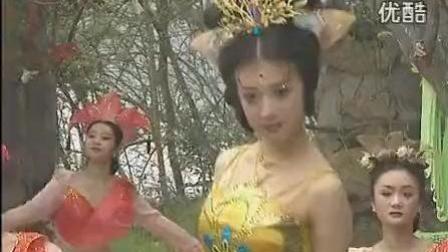 《西游记》六小龄童版, 孔雀精在唐僧旁边跳舞, 是你的话忍得住吗