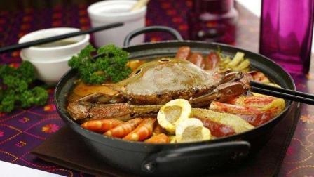 全球美食快递员——海鲜咖喱锅