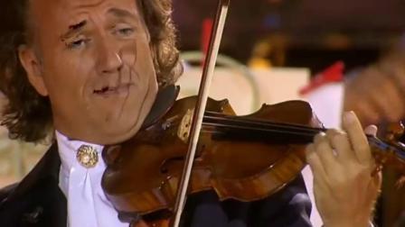 听到安德烈里欧小提琴演奏的电影教父主题音乐《柔声诉说》就被迷住了!