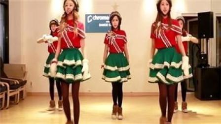圣诞节舞蹈视频大全 幼儿园舞蹈《圣诞铃声》