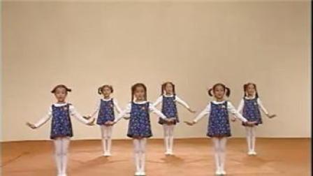 幼儿教育舞蹈视频 幼儿启蒙教育识字儿歌之三月里的小雨