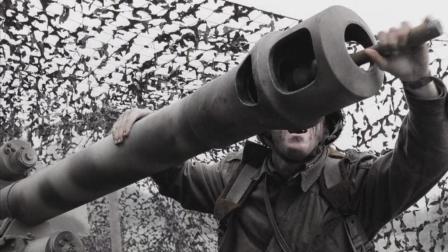 E连破坏德军阵地大炮的战术, 成为了日后西点军校的教科书经典案例
