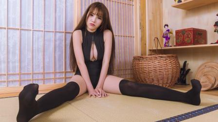 MODO女神美腿杂志Vol.8 - 开胸泳衣的日常