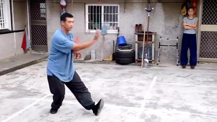 传统武术的继承者, 隐居在民间的武术高手, 展示螳螂拳!