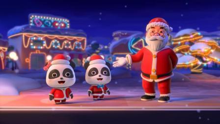 宝宝巴士欢乐圣诞 12 圣诞老人 圣诞老人