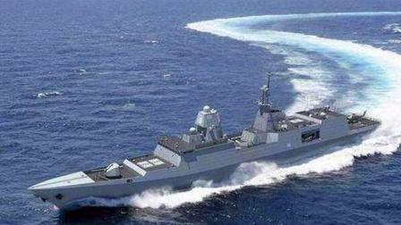 中国055型大驱首舰名称被曝光?最适合它的就属这座城市了