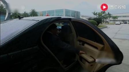 """玻璃大王曹德旺""""私家豪车"""", 车门也太高级了, 中国没几辆"""