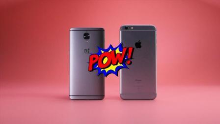 昔日旗舰今日表现: iPhone 6s Plus vs. 一加3T