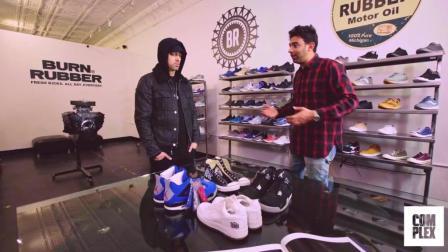 说唱天王 EMINEM 时隔四年携新专辑回归, 让他来带你逛鞋店!