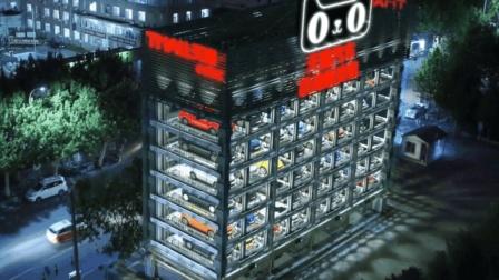 好消息! 4S店彻底变天了, 马云第一家无人汽车超市在上海南京开业