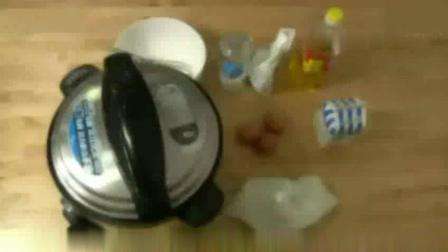 在家如何用电饭煲做蛋糕, 美食教学, 以后在家也能自己做蛋糕吃了