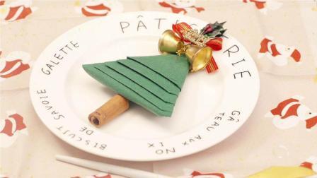 让人眼前一亮的餐前摆盘, 圣诞节惊艳了