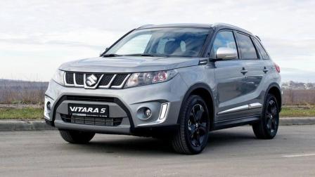 全新铃木SUV, 加长4米1油耗5.9升, 卖10万一点都不贵