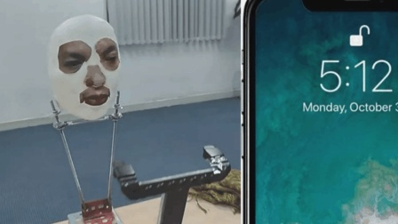 《好奇实验室》: 3D打印人脸能解锁IphoneX吗