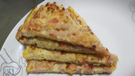 鸡蛋披萨, 鸡蛋新吃法