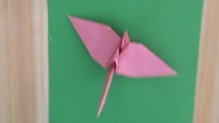 折纸教学, 千纸鹤折纸教学