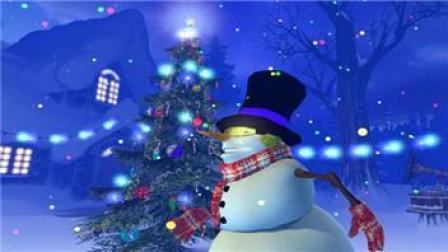 圣诞节舞蹈视频大全 广场舞《铃儿响叮当》圣诞节舞蹈