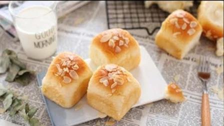 养乐多淡奶油小餐包, 成品柔软香甜, 超级美味!