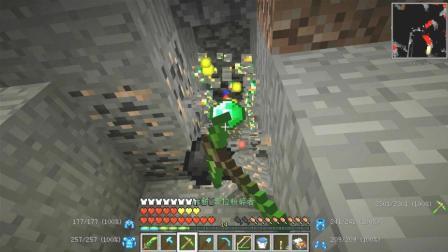 我的世界美丽新世界53: 魔法水晶, 我是大矿工