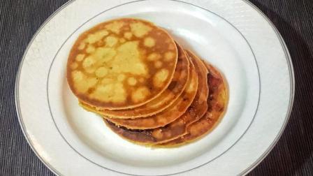 这款美味早餐, 只需一根香蕉和一个鸡蛋, 吃了愉悦感十足