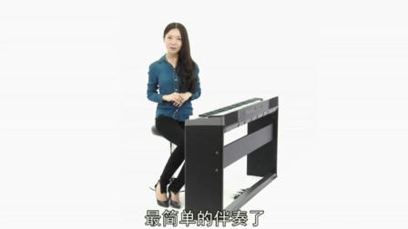 四小天鹅舞曲钢琴教学 钢琴速成班 宋大叔教左手伴奏视频