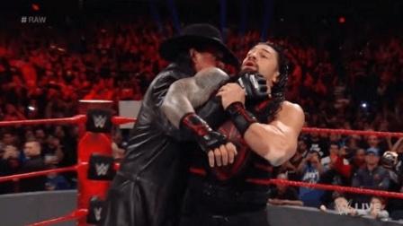 死神送葬者出场复仇雷恩斯 恩怨摔角狂热解决