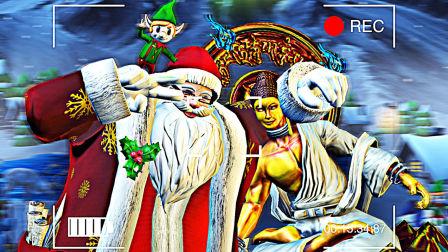 【屌德斯&小熙】 神仙打架 东西方众神大乱斗!为什么还混入了一个圣诞老人?!
