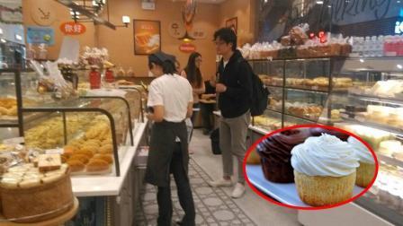 看着好心疼, 蛋糕店卖不完的面包怎么处理?