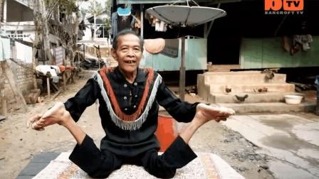印度尼西亚柔术之父, 当你见证这个动作完成的全过程的时候, 我相信你会回来点赞的!