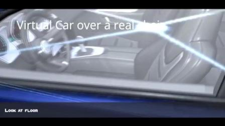 AR ARcore CAR