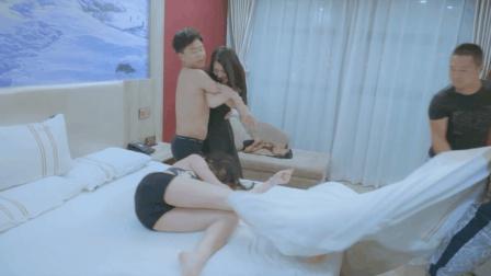 女星酒店开房导演李悠悠被老婆捉奸在床