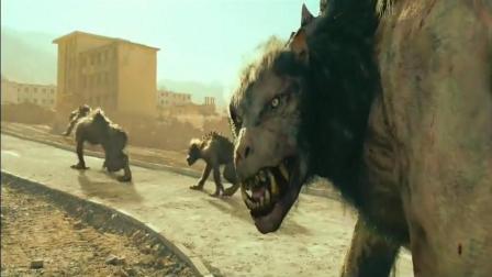 超级变种狗! 一招秒藏獒比特, 这实力鬣狗野狼见了都要三思!
