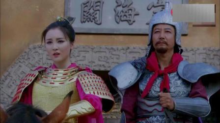 薛刚率军攻打定州, 与四弟薛强夫妇对战, 不料败于马下被擒