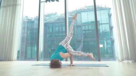 两分钟流瑜伽序列, 拉伸全身提升力量