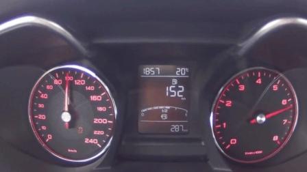 国产神车名爵6, 百公里加速测试, 6.2秒破百吊打思域6