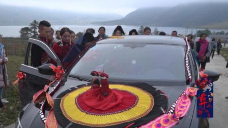 彝族结婚彝族姑娘出嫁了这一路上的风景是不是传说中的仙境