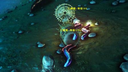 【多亚】方舟生存进化畸变 ep.6 捕捉七鳃鳗
