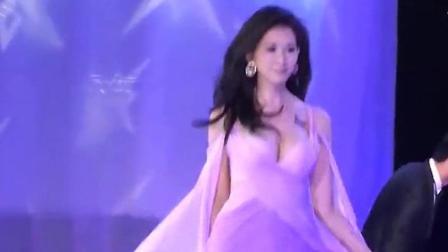 林志玲难得一见的走秀视频, 志玲姐姐还是很美的!