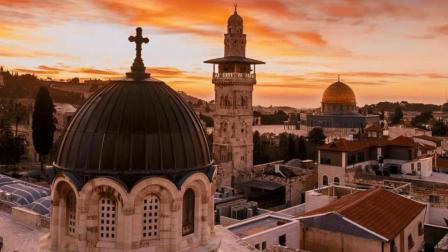 【锦灰视读21】《耶路撒冷三千年》十分钟看懂中东乱局的根源, 了解三大宗教的历史