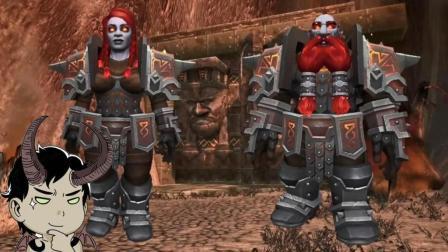 嘉栋桑魔兽世界82期: 争霸艾泽拉斯8.0新种族黑铁矮人