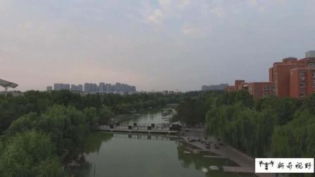 航拍河南省排名第一的郑州大学校园, 学校出了很多人才和明星!