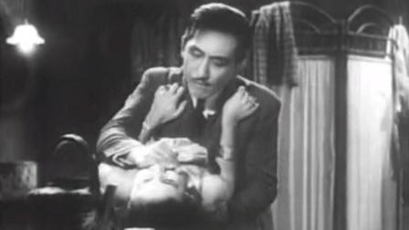 中国首部恐怖片, 早期吓过人, 几分钟看完《夜半歌声》1937