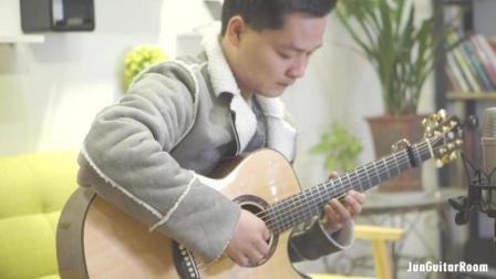 【吉他指弹】passion 小松原俊 cover by 葛毅