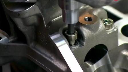 工厂实拍法拉利跑车发动机制造过程, 这技术牛逼!