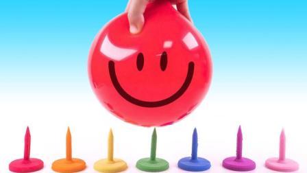 红气球对决彩虹钉钉谁是胜者? 太空沙新玩法培养想象力激发创造力
