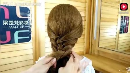 2款发型不需要发夹, 40岁女人换了个发型, 瞬间年轻10岁!
