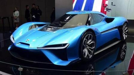"""中国""""智造""""电动超级跑车, 速度、颜值世界排名第一!"""
