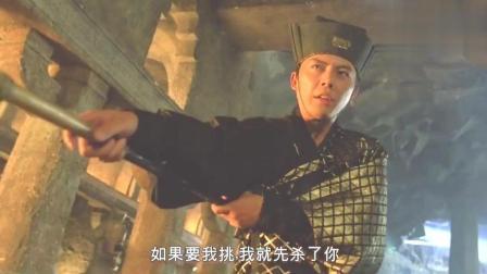 25年前洪金宝导演的, 香港武侠的代表作, 现在来看也是很经典的