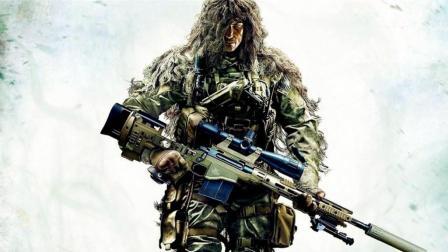 世界顶级狙击手有多阴? 利用队友引诱敌方一击爆头!