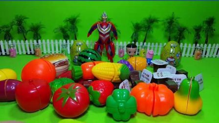 爆笑虫子喜欢吃玉米, 小公主苏菲亚 花园宝宝 忍者神龟